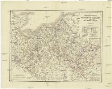 Die Grosshezogthümer Meklenburg-Schwerin und Meklenburg-Strelitz