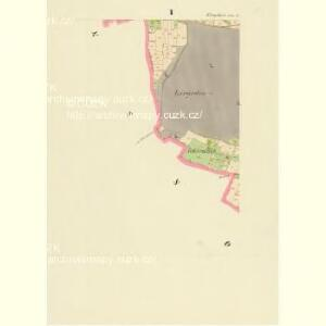 Königshain - c3497-2-002 - Kaiserpflichtexemplar der Landkarten des stabilen Katasters