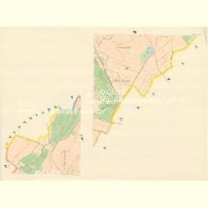 Meedel (Metle) - m1745-1-006 - Kaiserpflichtexemplar der Landkarten des stabilen Katasters