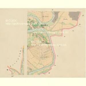 Teindles - c1478-1-004 - Kaiserpflichtexemplar der Landkarten des stabilen Katasters