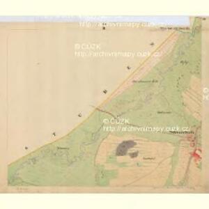 Eggetschlag - c0288-1-002 - Kaiserpflichtexemplar der Landkarten des stabilen Katasters