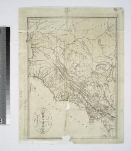 Map of the United States of America / J. Melish, del.; H.S. Tanner, sc.