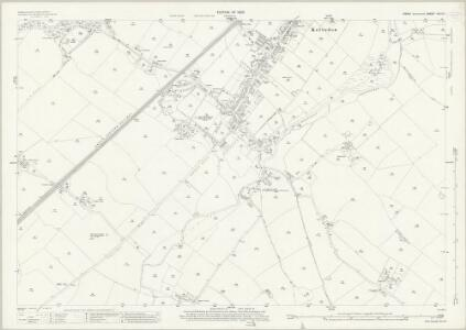 Essex (New Series 1913-) n XLVI.1 (includes: Great Braxted; Kelvedon; Messing cum Inworth) - 25 Inch Map