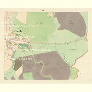 Pissek - m1881-1-006 - Kaiserpflichtexemplar der Landkarten des stabilen Katasters