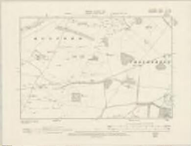 Wiltshire LV.SW - OS Six-Inch Map