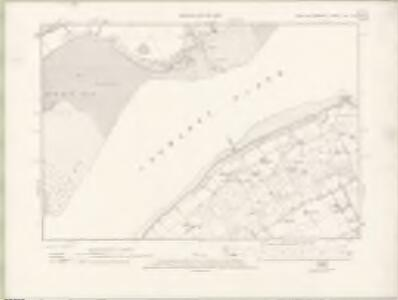 Ross and Cromarty Sheet LXV.SE - OS 6 Inch map