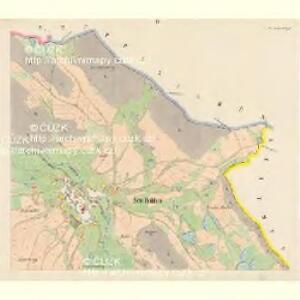 Neu Rohlau - c5202-1-004 - Kaiserpflichtexemplar der Landkarten des stabilen Katasters