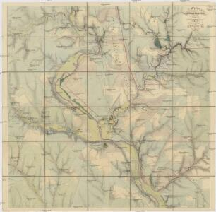 Plan okrestnostej Voznesenska