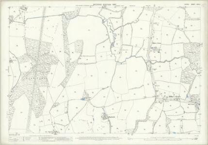 Surrey XLVI.4 (includes: Ewhurst) - 25 Inch Map