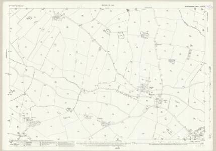 Staffordshire XLIV.13 (includes: Bradley; Lapley; Penkridge) - 25 Inch Map