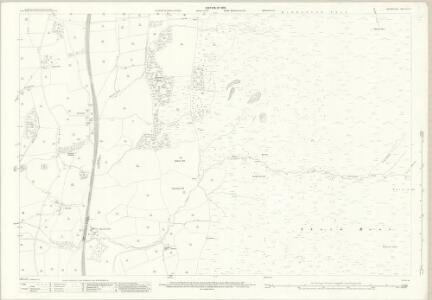 Westmorland XLIV.9 (includes: Barbon; Middleton) - 25 Inch Map