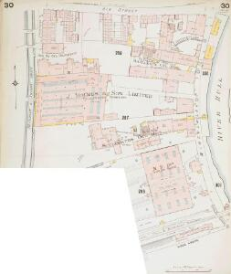 Insurance Plan of Hull (Yorkshire) Vol. II: sheet 30-1