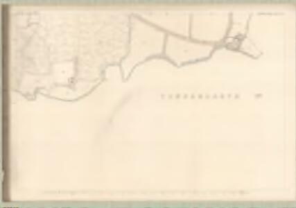 Dumfries, Sheet XLIV.13 (Hutton and Corrie) - OS 25 Inch map