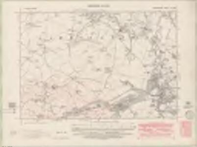 Lanarkshire Sheet XI.SW - OS 6 Inch map
