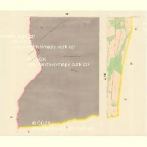 Rothwasser (Čerwenawoda) - m0386-1-005 - Kaiserpflichtexemplar der Landkarten des stabilen Katasters