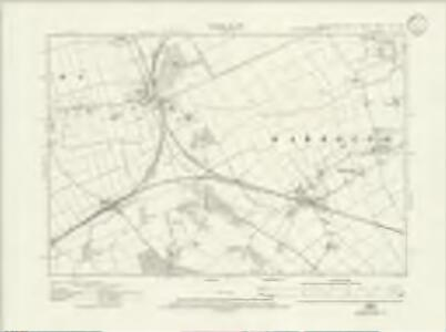 Lincolnshire XIII.SW - OS Six-Inch Map