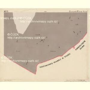 Eisenstrass - c1950-1-016 - Kaiserpflichtexemplar der Landkarten des stabilen Katasters