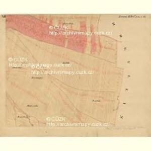 Gross Tajax - m0606-1-014 - Kaiserpflichtexemplar der Landkarten des stabilen Katasters