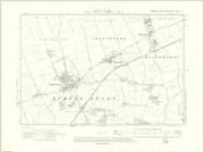 Yorkshire CXLV.SE - OS Six-Inch Map