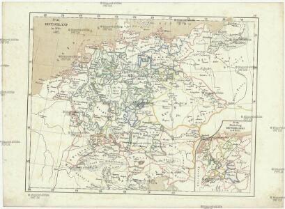 Deutschland im Jahre 1512