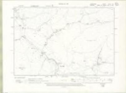 Lanarkshire Sheet XXXVI.SE - OS 6 Inch map