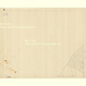 Trschitz - m3142-1-003 - Kaiserpflichtexemplar der Landkarten des stabilen Katasters