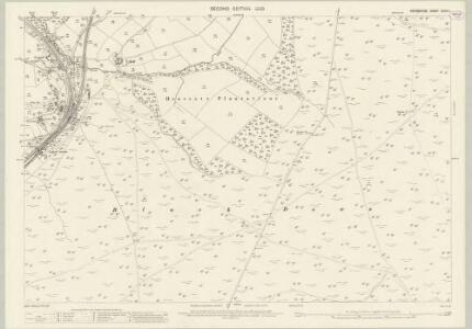 Devon XCVIII.1 (includes: Brentor; Marytavy; Petertavy) - 25 Inch Map