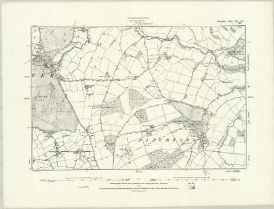 Shropshire XXXVIII.SW - OS Six-Inch Map