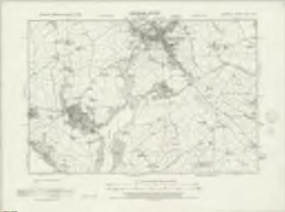 Cornwall LXXVI.SW - OS Six-Inch Map