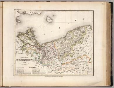 Pommern.