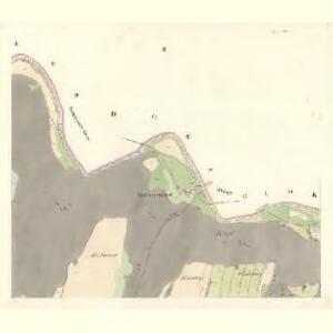 Sponau (Spalow) - m2820-1-002 - Kaiserpflichtexemplar der Landkarten des stabilen Katasters