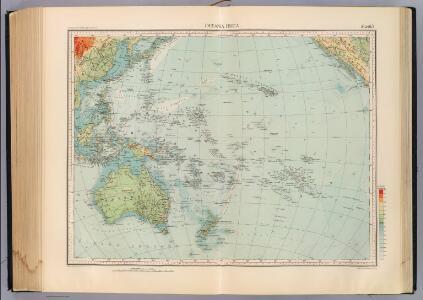 162-63. Oceania fisica.