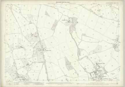 Gloucestershire LXIII.2 (includes: Oldbury upon Severn; Thornbury) - 25 Inch Map