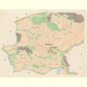 Bukwitz - c0680-1-001 - Kaiserpflichtexemplar der Landkarten des stabilen Katasters