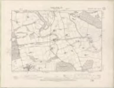 Perth and Clackmannan Sheet CVII.NE - OS 6 Inch map