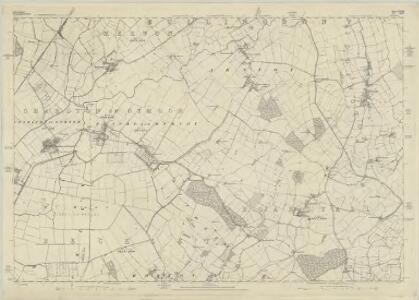 Oxfordshire XXVII - OS Six-Inch Map