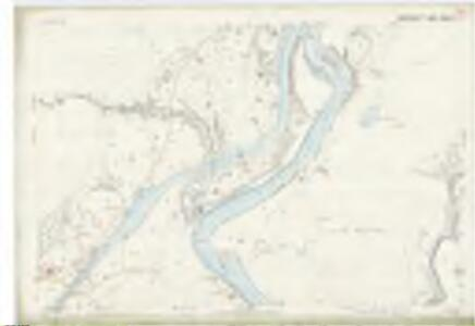 Inverness Mainland, Sheet CXXXIX.16 (Combined) - OS 25 Inch map