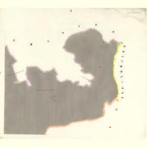 Ostrau Pohlnisch (Polsko Ostrawa) - m2784-1-002 - Kaiserpflichtexemplar der Landkarten des stabilen Katasters
