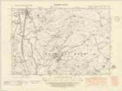 Yorkshire CLXVIII.SW - OS Six-Inch Map