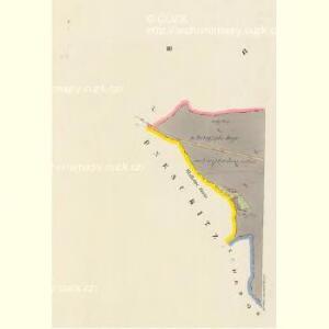 Ob: Lukawitz (Horegssi Lukawice) - c2094-1-003 - Kaiserpflichtexemplar der Landkarten des stabilen Katasters