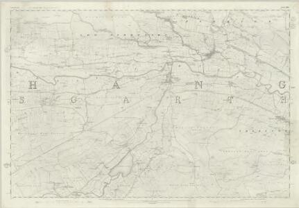 Yorkshire 66 - OS Six-Inch Map