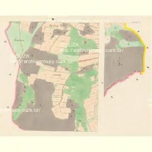 Wosant - c0081-1-003 - Kaiserpflichtexemplar der Landkarten des stabilen Katasters