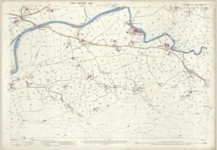 Yorkshire LXIII.4 (includes: Sedbergh) - 25 Inch Map