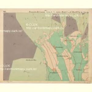 Eisenstein Dorf - c7755-2-006 - Kaiserpflichtexemplar der Landkarten des stabilen Katasters