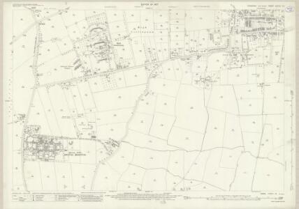 Yorkshire CCXXV.12 (includes: Haltemprice; Skidby) - 25 Inch Map