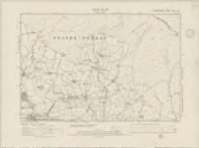 Denbighshire XXIV.NW - OS Six-Inch Map