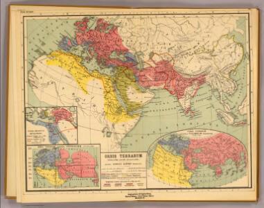 Orbis terrarum altero p. Chr. saeculo antiquis notus.