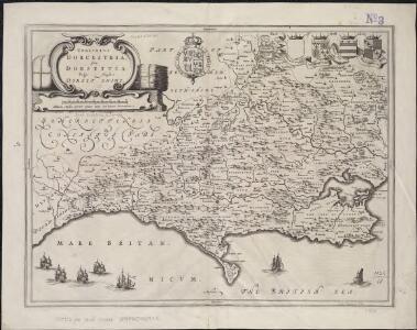 Comitatus Dorcestria, sive Dorsettia ; vulgo anglice Dorset Shire