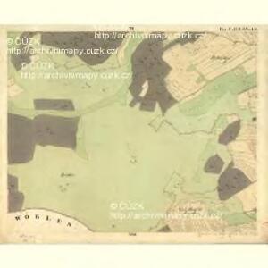 Tischlern - c6969-1-006 - Kaiserpflichtexemplar der Landkarten des stabilen Katasters