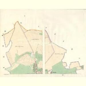 Augezd - c8211-1-001 - Kaiserpflichtexemplar der Landkarten des stabilen Katasters